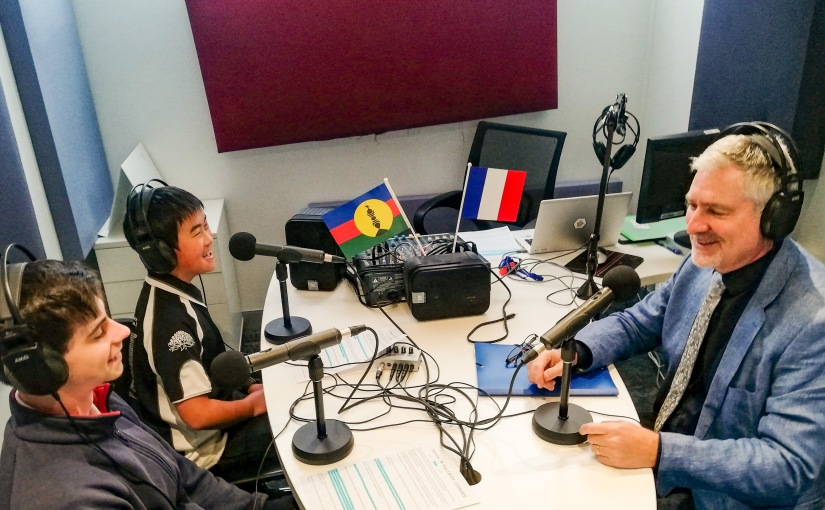Entretien avec Yves Lafoy, délégué de la Nouvelle Calédonie enAustralie