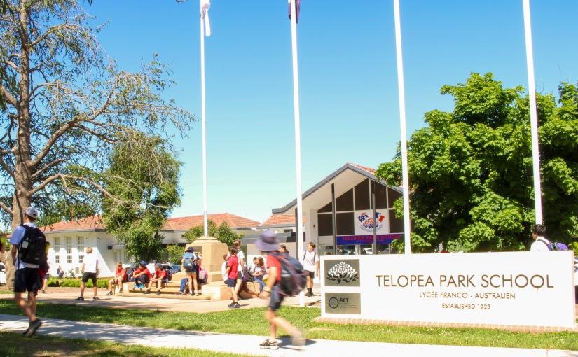 L'Education à la citoyenneté au Lycée franco-australien deCanberra